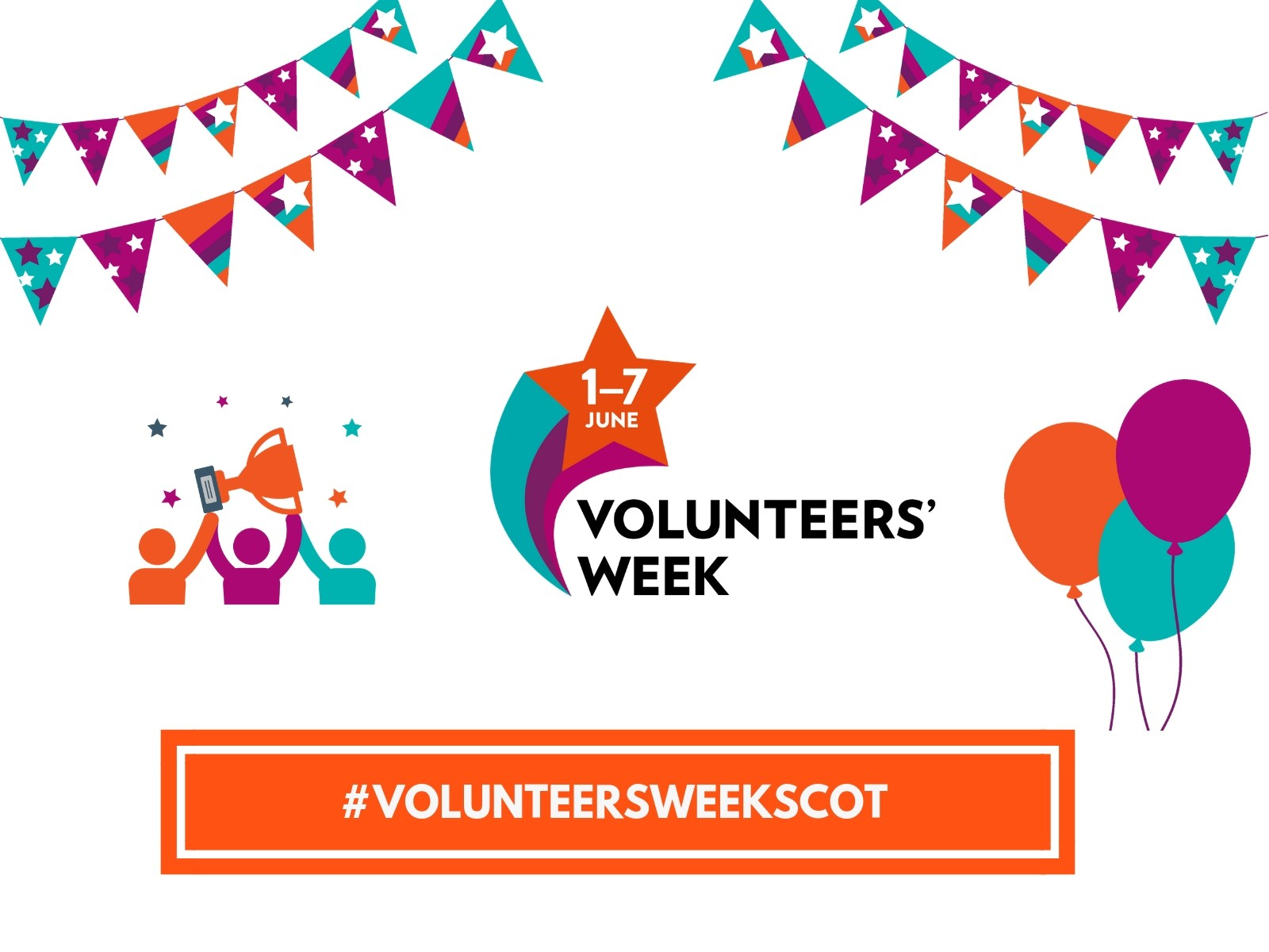 » Volunteers Week 2019: time to celebrate Big Hearts Supporters!