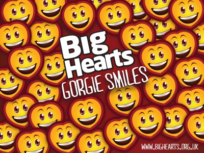 Join Us and Help Make Gorgie Smile Next Friday