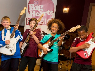 Make Music with Big Hearts This Summer