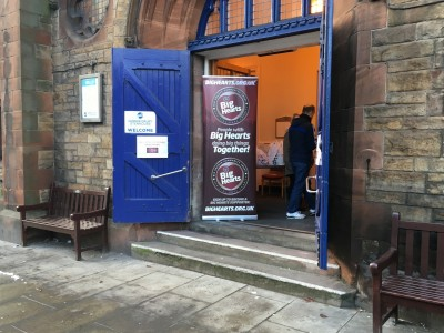 Foodbank Collection a Huge Success