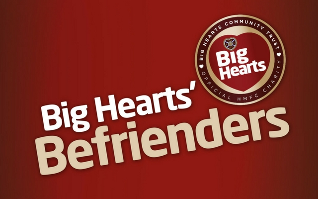Big Hearts Befrienders