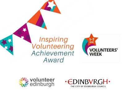 Big Hearts 'Inspiring' Volunteers honored by the City of Edinburgh