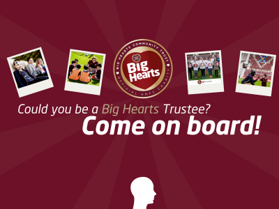 Trustee Recruitment – Come on Board!