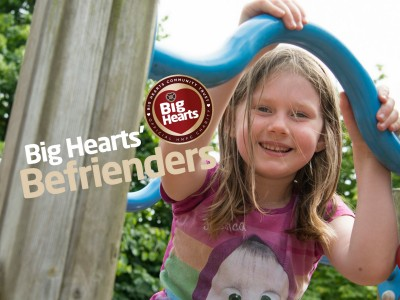 Big Hearts Befrienders – Info Evening on 2nd October