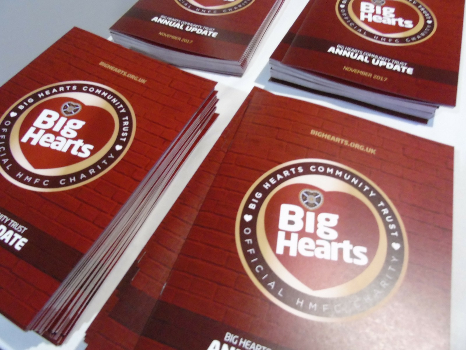 » Big Hearts 2017 Annual Update is out!
