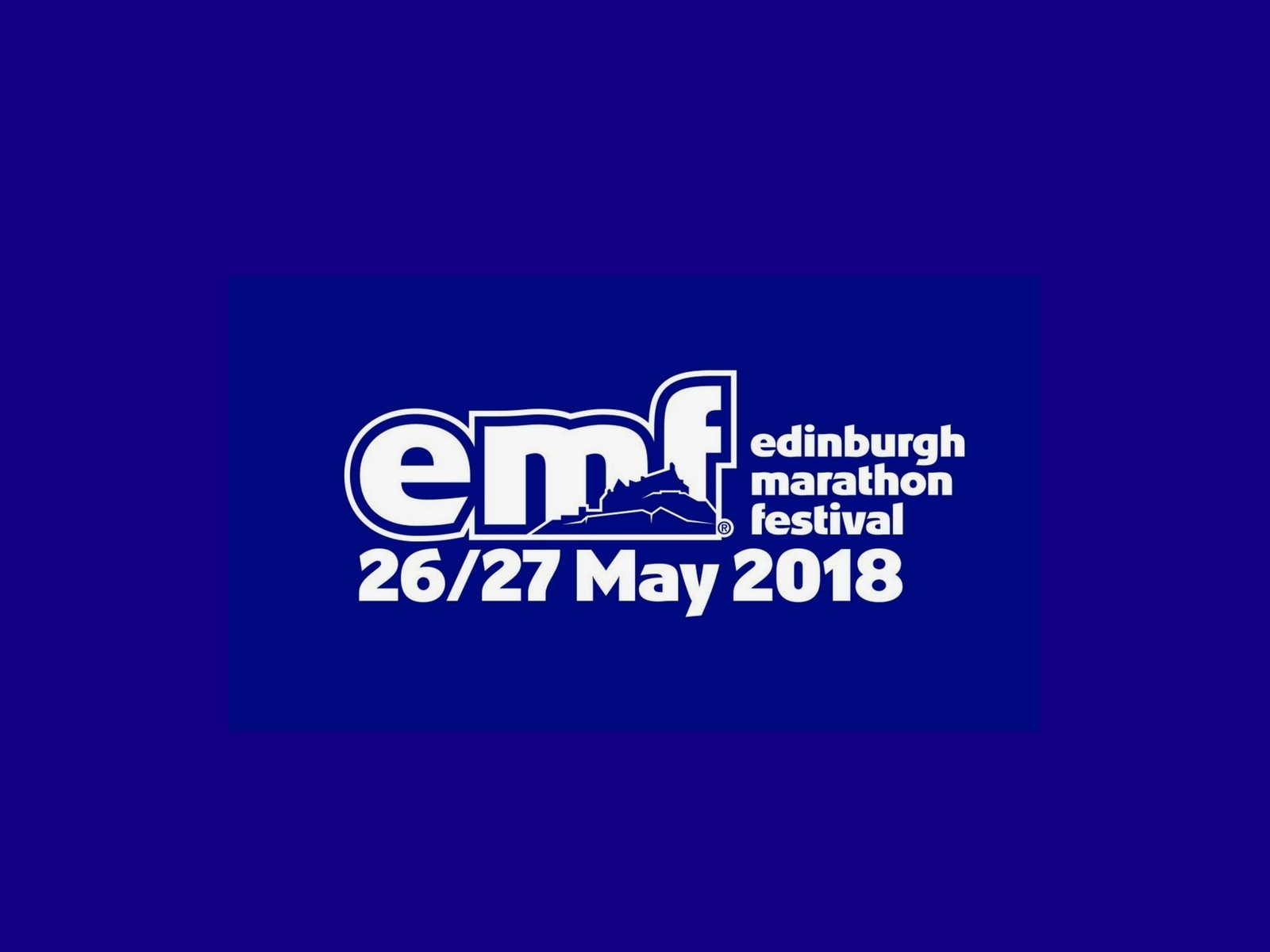 » Edinburgh Marathon 2018 – Registrations & Info session