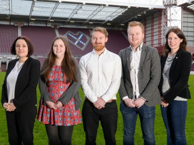 Big Hearts strengthens its staff team ahead of new three-year plan