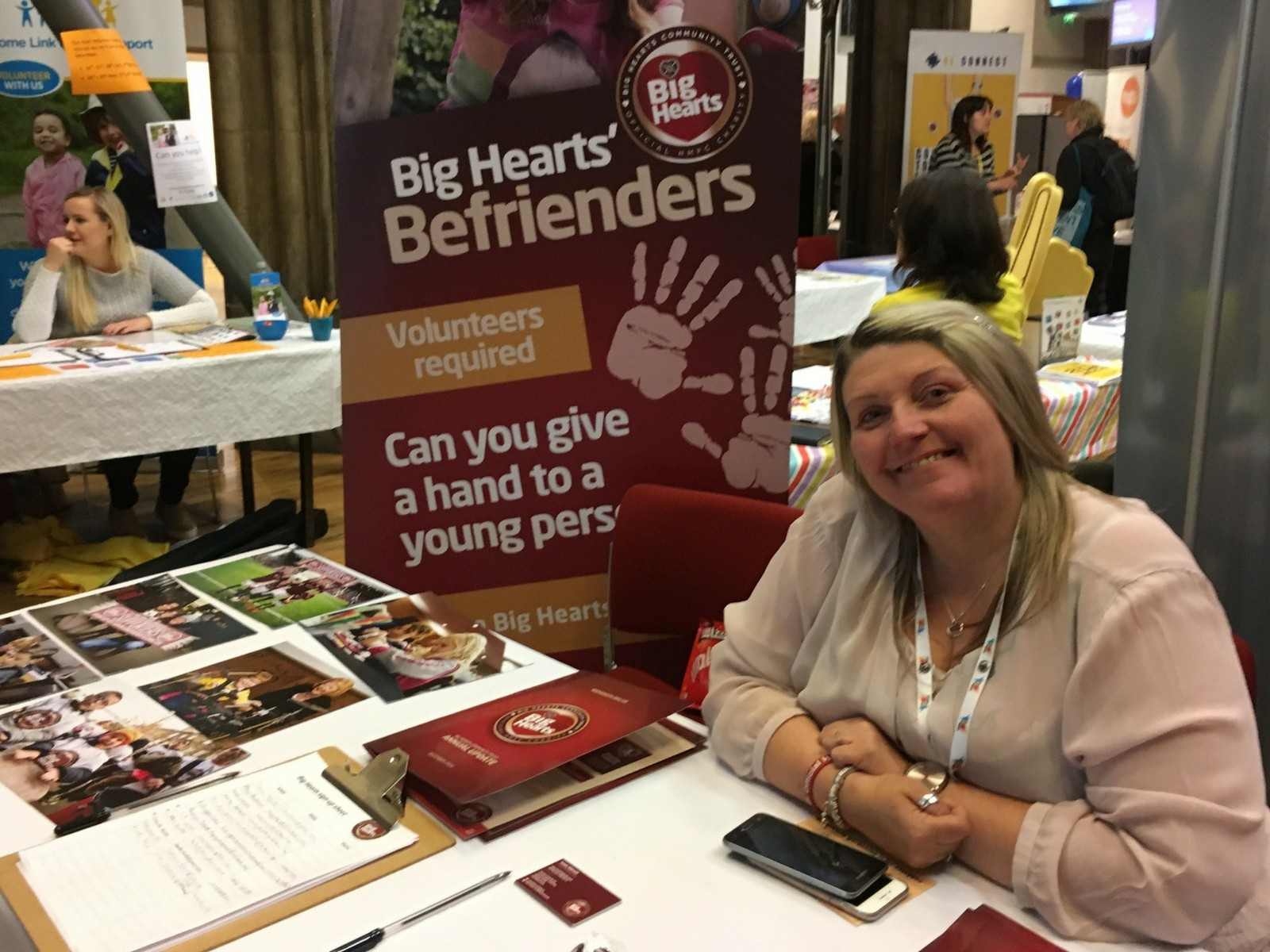 "» Blog – Jane & Big Hearts Befrienders: ""The feedback is really positive"""