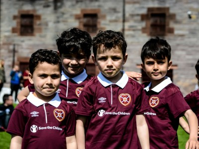 Big Hearts joins the European Football for Development Network