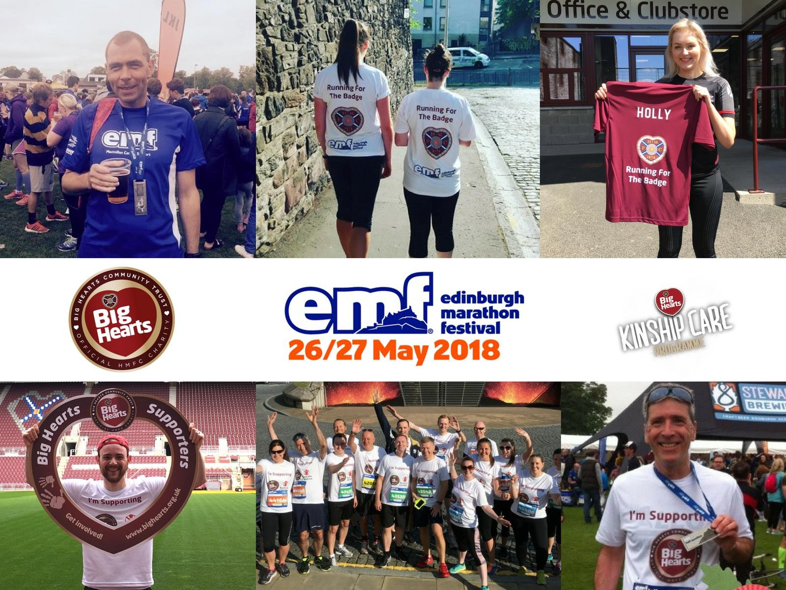 » EMF 2018 – Running 480 kms in aid of Kinship Care families