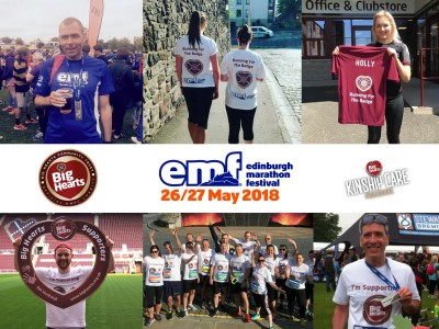 EMF 2018 – Running 480 kms in aid of Kinship Care families