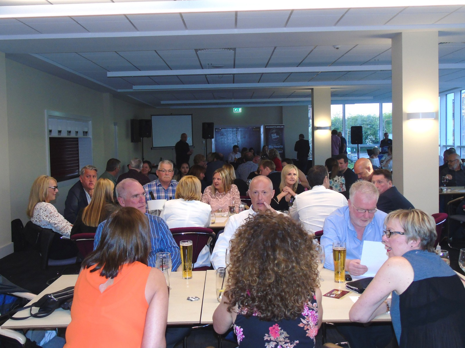 » Over £2,700 raised by our Supporters at Tynecastle Race Night!