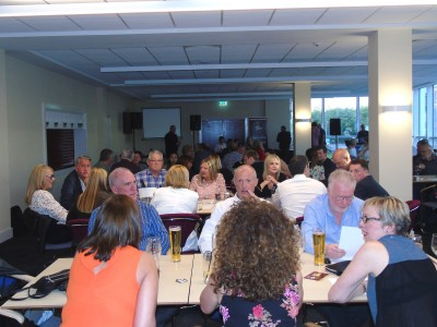 Over £2,700 raised by our Supporters at Tynecastle Race Night!
