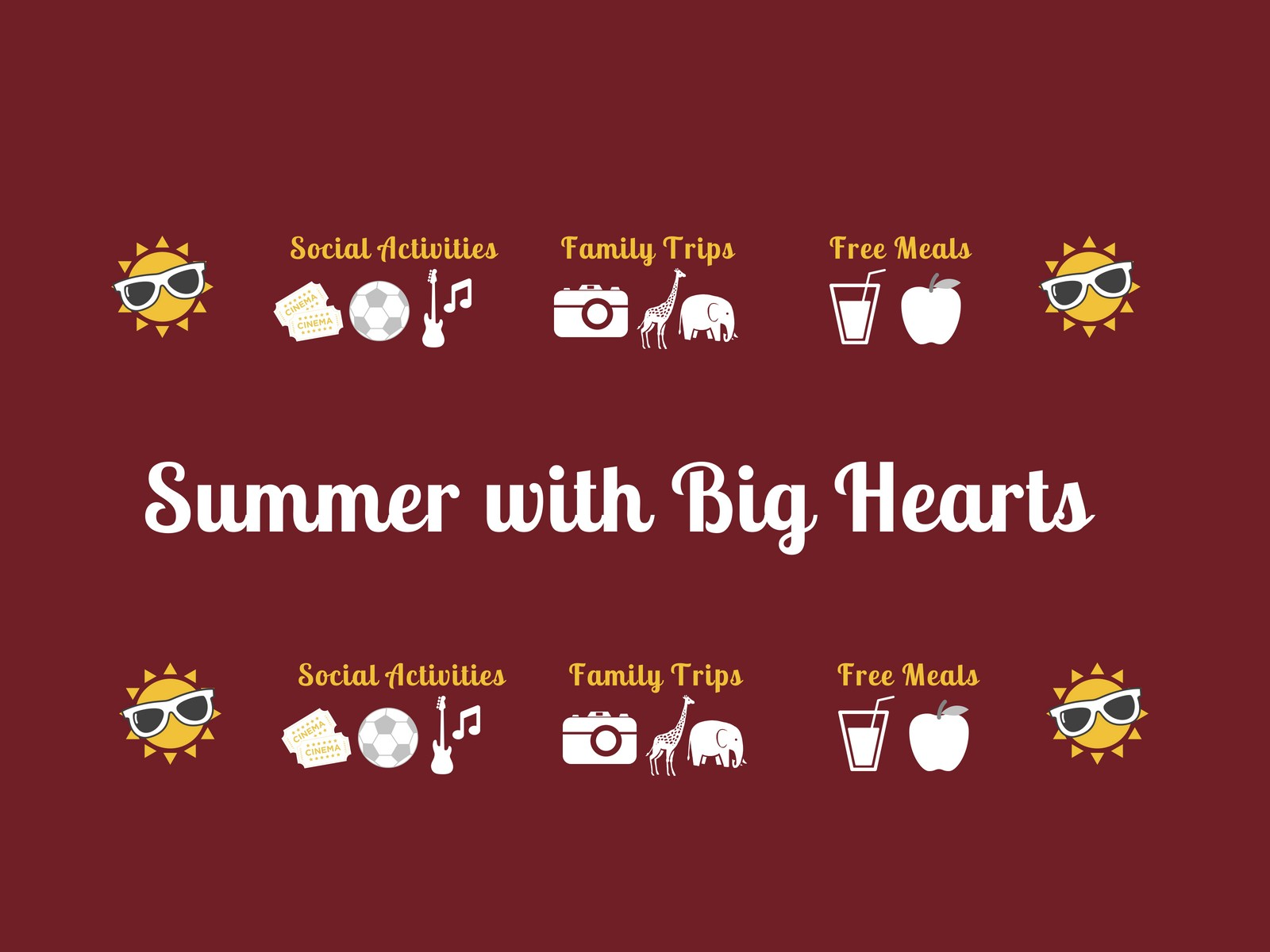 » Summer With Big Hearts