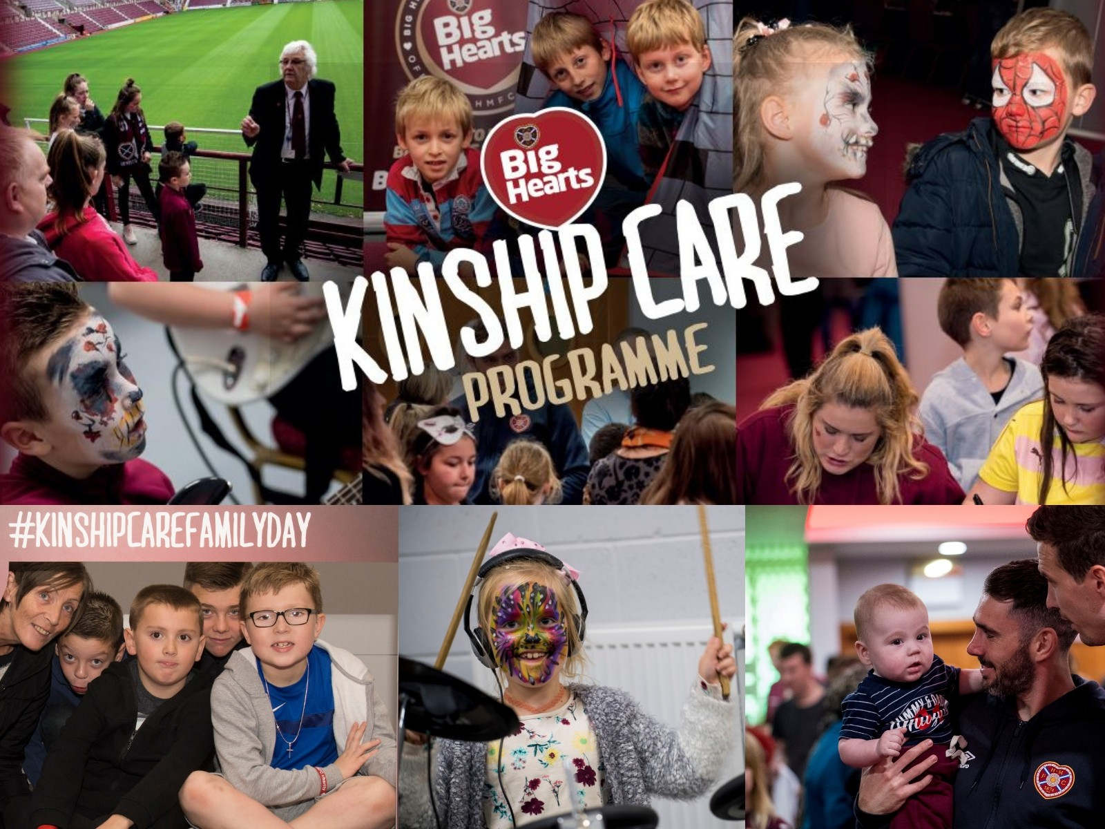 » Save the date – 4th Kinship Family Day on Monday 22 October 2018