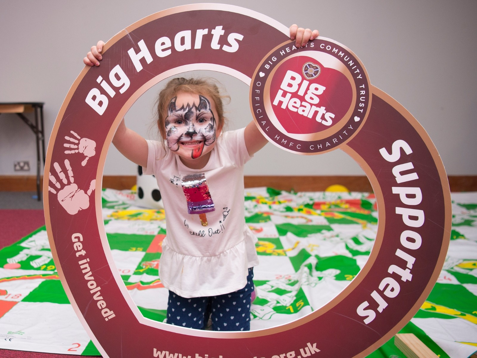 » Big Hearts celebrate 3 years of support to Kinship Care families