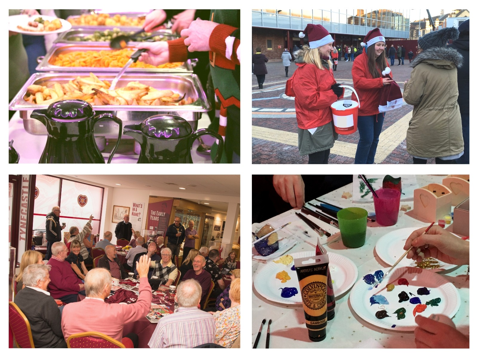 » Making a difference this Christmas: Festive meals & more announced