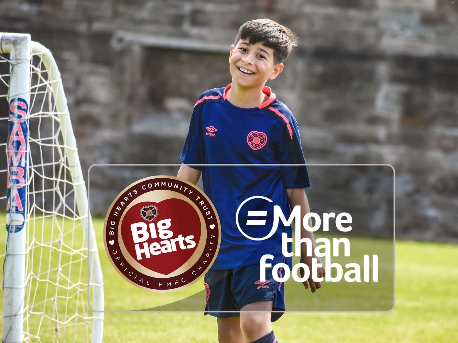 » #MoreThanFootball: using the game to create social change!