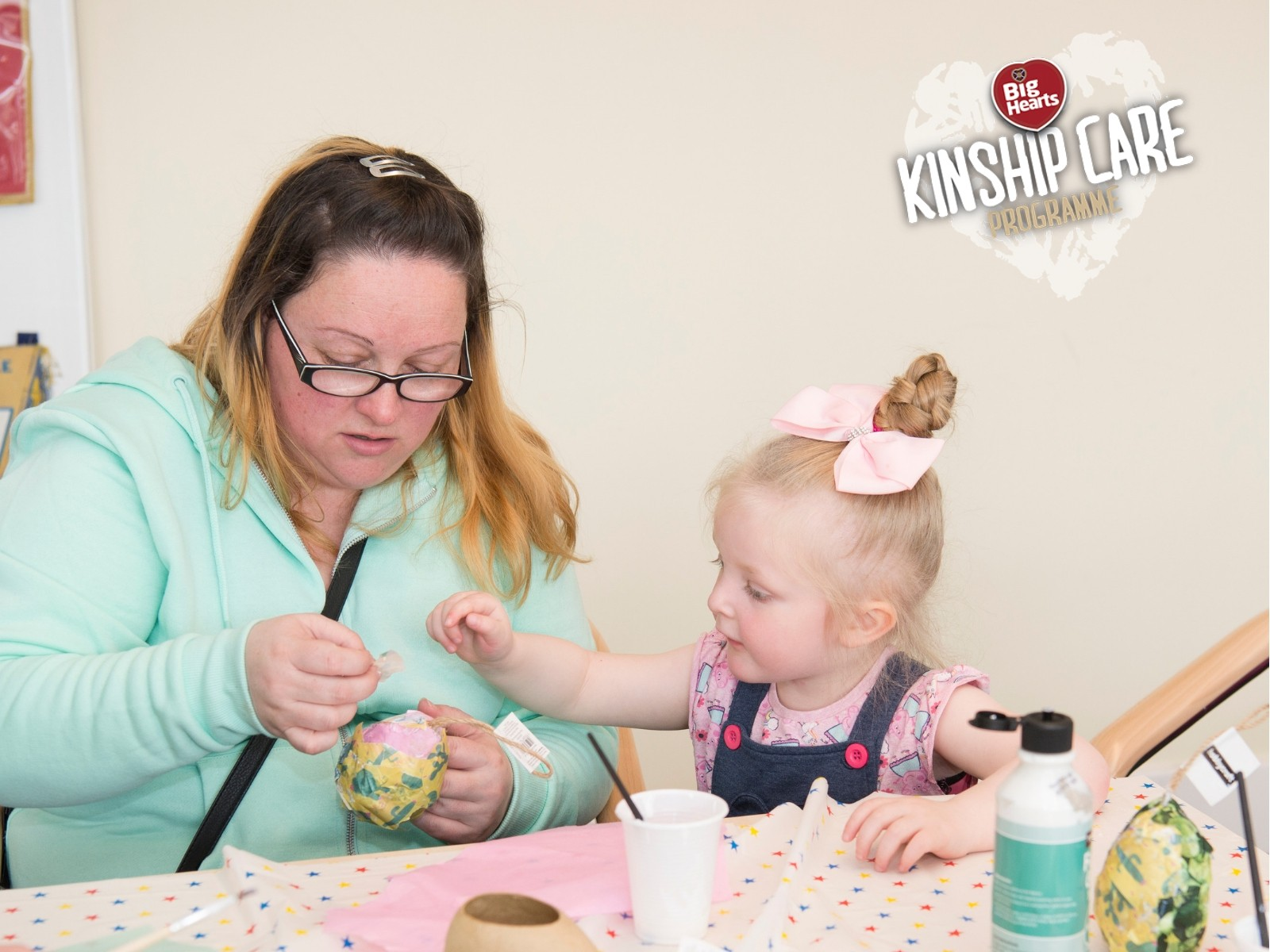 » Kinship Care: Cash for Kids supports Big Hearts Easter Family Day