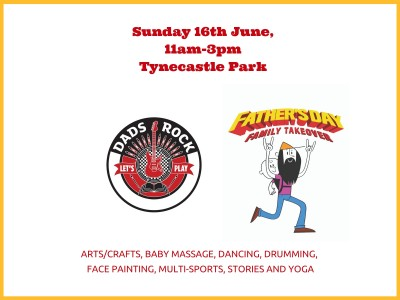 Father's Day: Dads Rock brings Family Fun at Tynecastle Park!