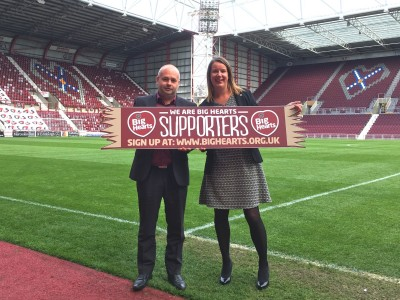 Big Hearts reveals new partnership with local insurance firm