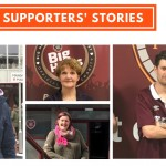 Supporters stories