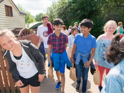 School's Out – Many more children supported this summer