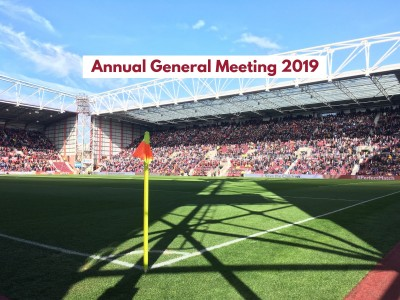 Save the date: Our 2019 Annual General Meeting on 8 October