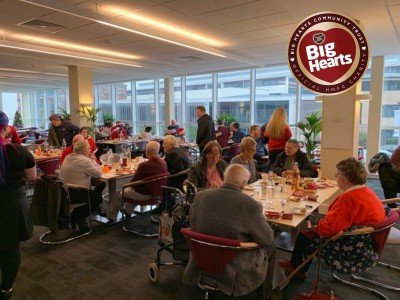 Big Hearts to host 3rd Christmas Day Lunch at Tynecastle Park
