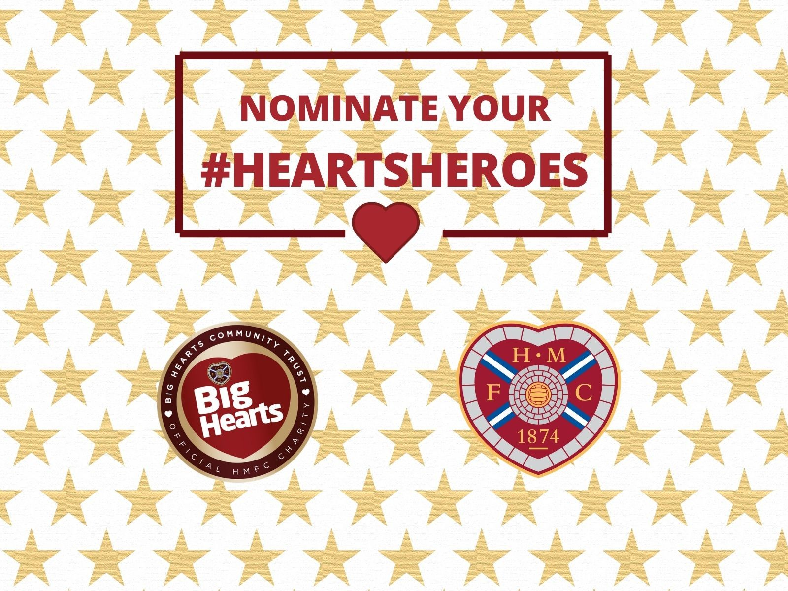 » Help us recognise the efforts from #HeartsHeroes during Covid-19!