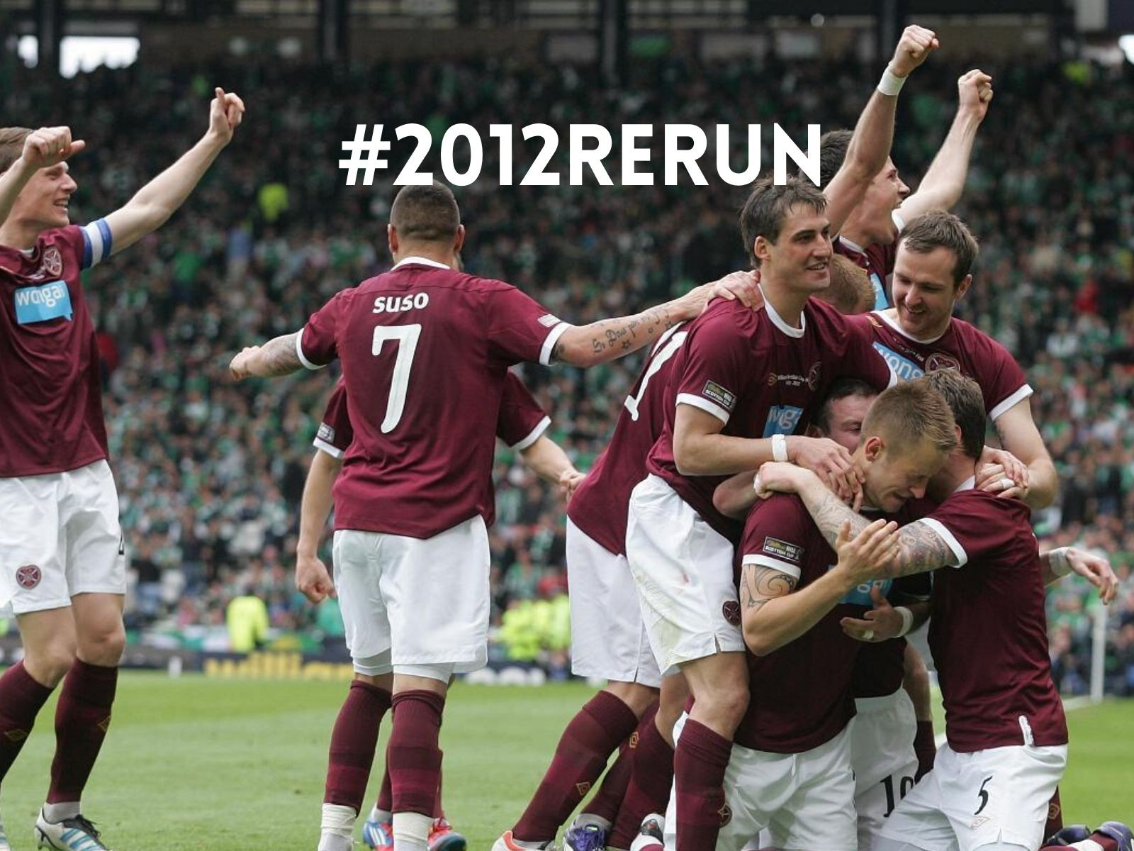 » 2012 Cup Final – Watch the players' reactions 8 years later!