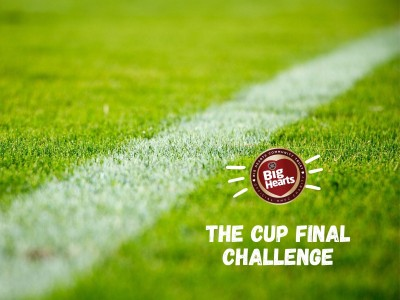 THE CUP FINAL CHALLENGE – COMPLETE 06, 12 OR 98 KMS IN MAY!