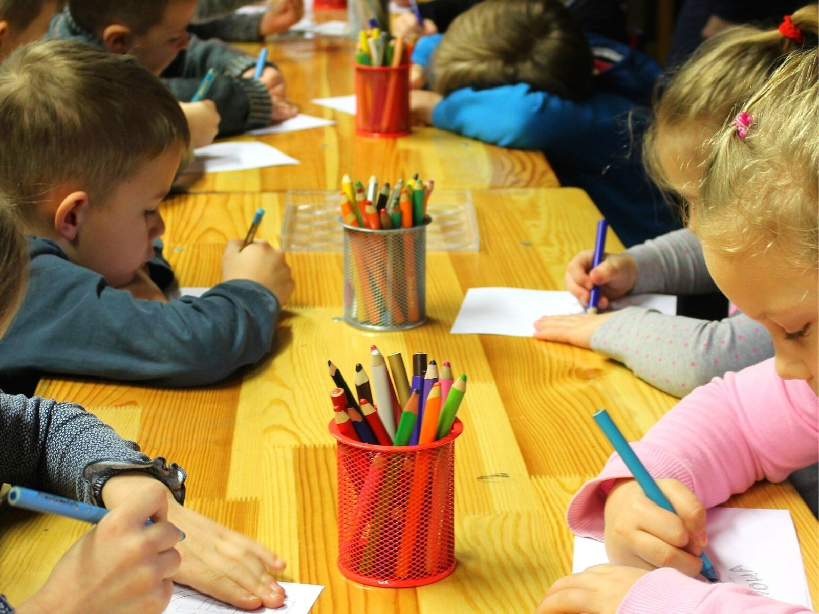 » Back to school: building resilience & supporting families in need