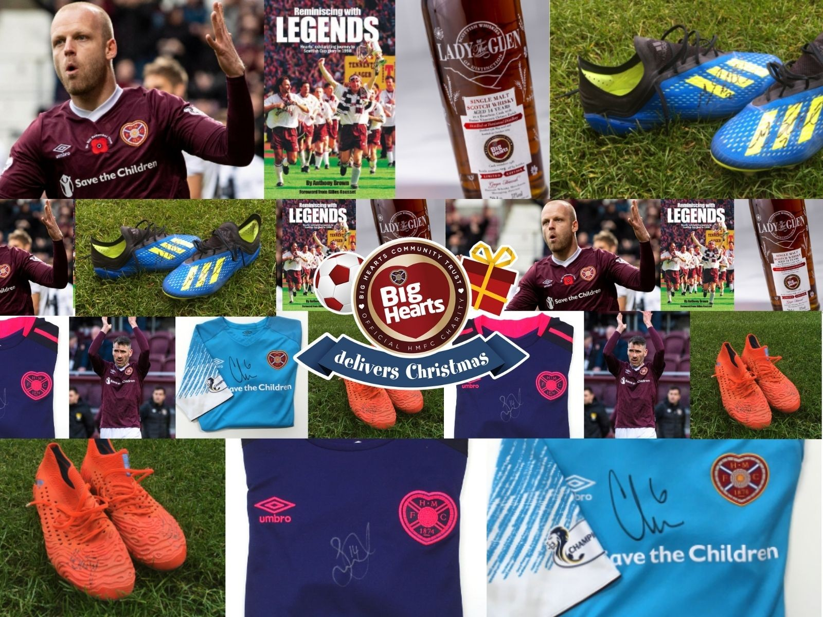 » JUST ANNOUNCED: BIG HEARTS CHRISTMAS RAFFLE OPEN UNTIL 24 DECEMBER!
