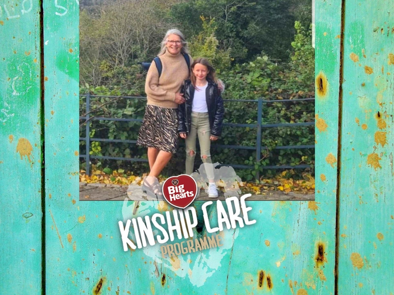 """» Lesley's Kinship Care story: """"From day one, I felt very welcomed"""""""