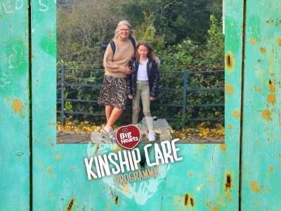 """Lesley's Kinship Care story: """"From day one, I felt very welcomed"""""""