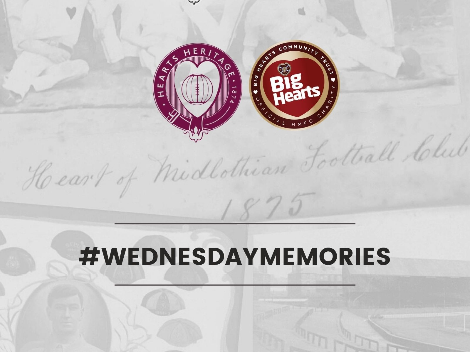 » #WednesdayMemoriesto connect Jambos with Club's History