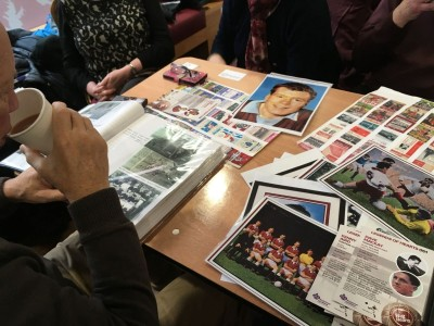 We Are Back: Memories Group Returns to Tynecastle Park!