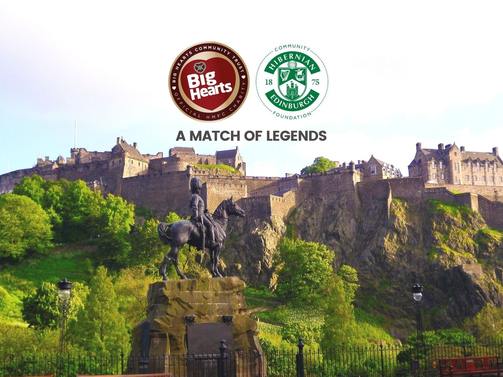 » EDINBURGH CHARITY DERBY SET FOR 10TH OCTOBER – TICKETS NOW ON SALE!