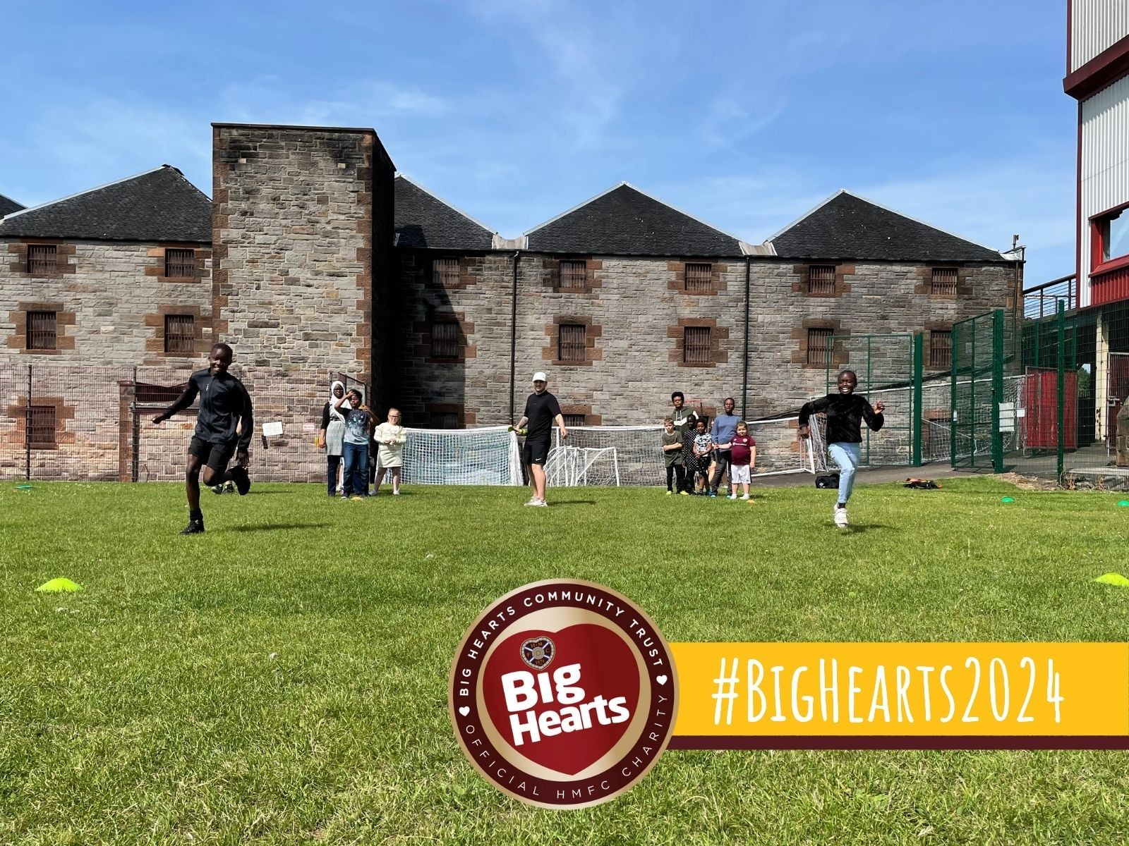 » Big Hearts Community Trust announces new strategy to 2024