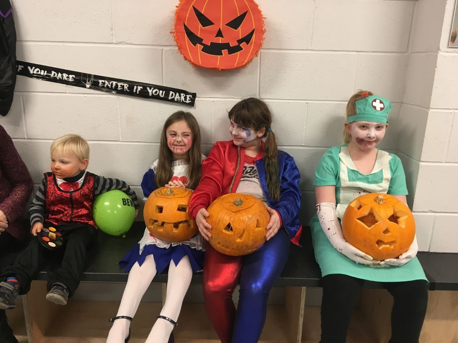» AUTUMN ACTIVITIES: CONTINUING TO ENGAGE WITH YOUNG PEOPLE
