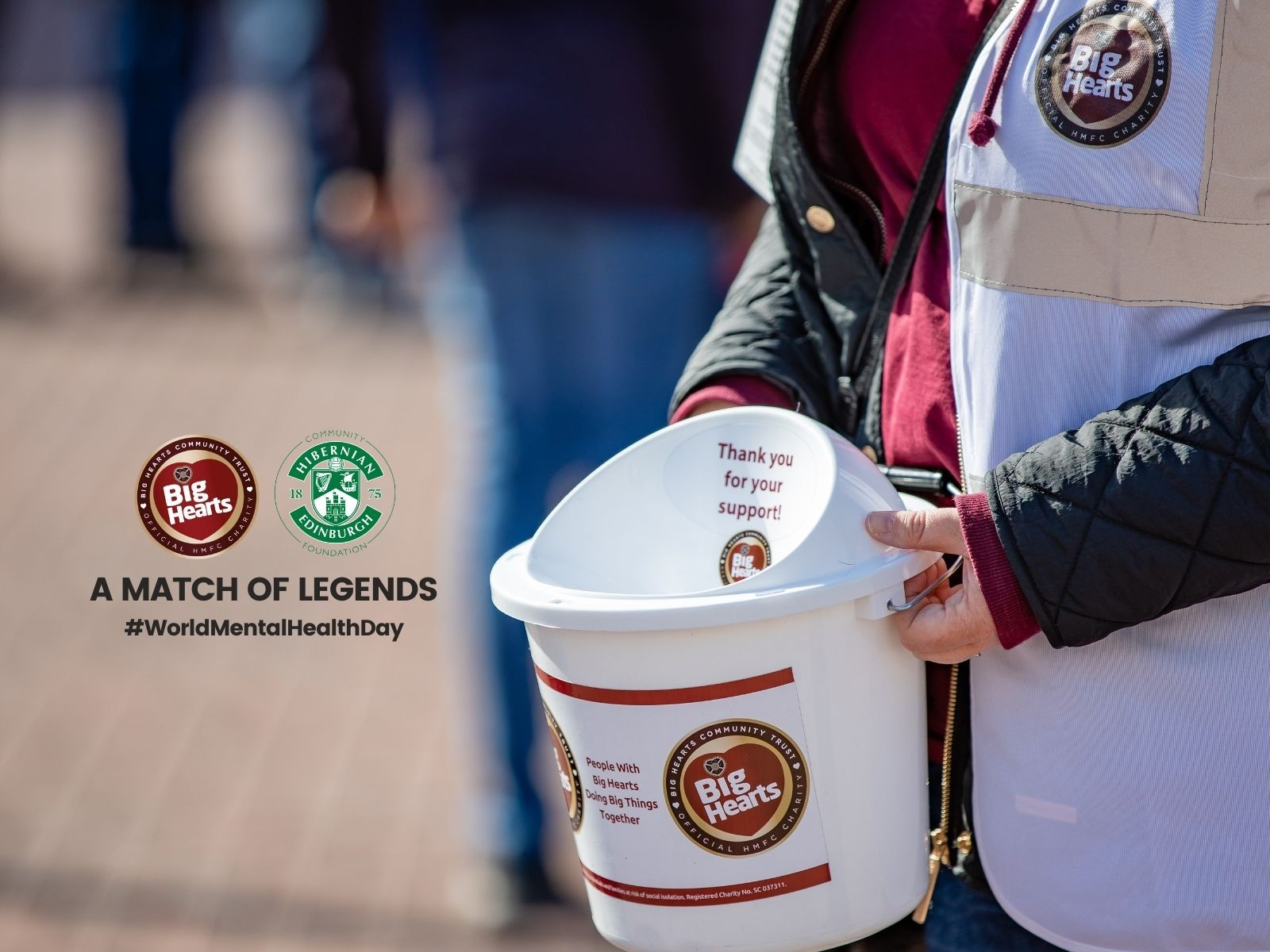 » MATCH INFO FOR SUPPORTERS: EDINBURGH CHARITY DERBY